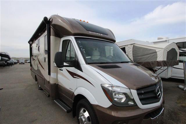 2015 Winnebago View